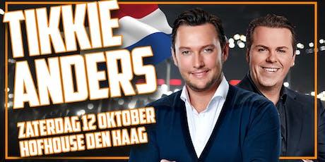 TIKKIE ANDERS tickets