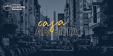 Casa Abierta - Hillsong Leadership Network entradas