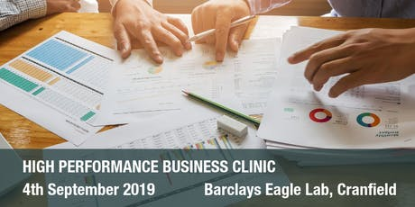 High Performance Business Clinic tickets