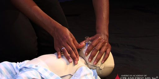 CPR and First Aid for Childcare Professionals (Anderson County)