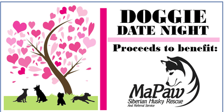 4th Annual Doggie Date Night tickets