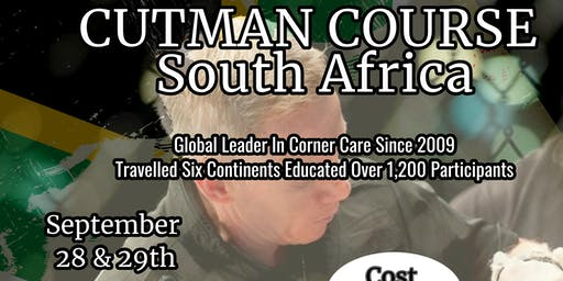 Cutman Course South Africa