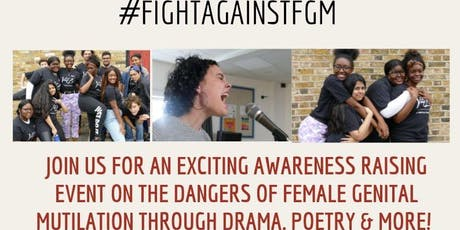 AAF YOUNG CHAMPIONS PRESENT #FightAgainstFGM! tickets