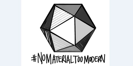 Icon Modern Materials Network Symposium: Challenges of the Modern Object tickets