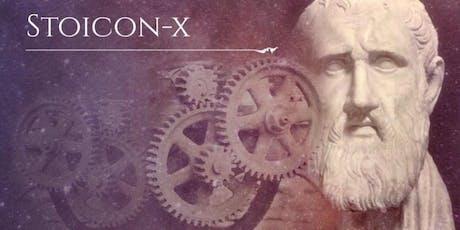 Stoicon-x London 2019 tickets
