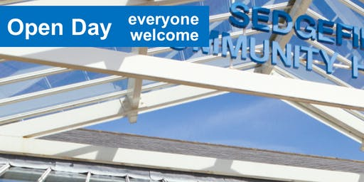CDDFT Open Days (Everyone Welcome): meet our teams & share your views
