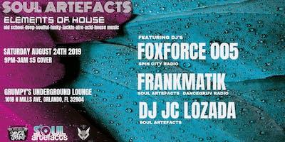 SoulArtefacts feat. Foxforce005, FrankMatik, Dj JC Lozada
