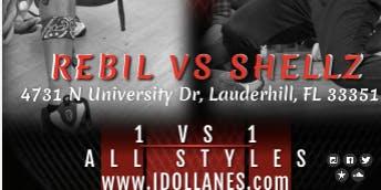 Full Of Funk: Rebil vs Shellz