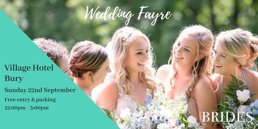 Village Hotel Bury Wedding Fayre