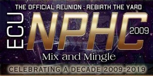 The Official Reun10n: Rebirth the Yard