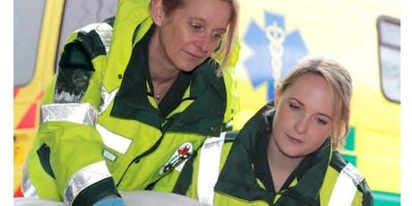 Response Emergency Care Level 3 (FREC 3) tickets