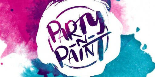 Party N Paint @TheExhibit- Bank Holiday Special
