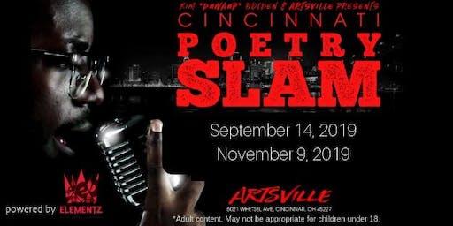 Cincinnati Poetry Slam VII