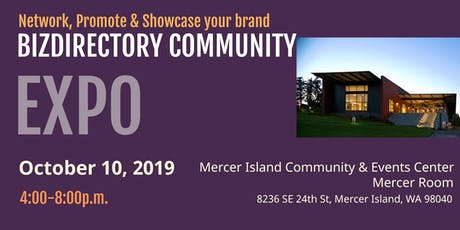 BizDirectory Community Expo tickets