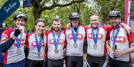 Prudential RideLondon 100 2020 - ride for RSBC! tickets