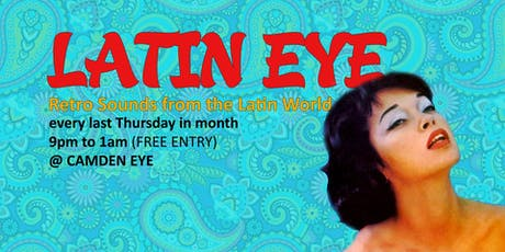 Latin Eye tickets