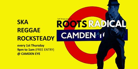 Roots Radical tickets