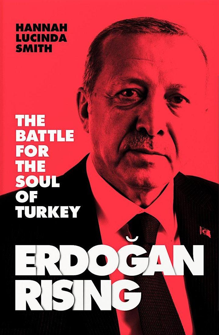 "Book Launch: ""Erdogan Rising"" with Hannah Lucinda Smith image"