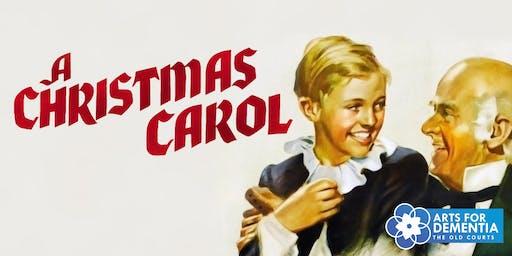 Dementia Friendly Screening - A Christmas Carol