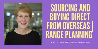 JENNY SPIVEY - SOURCING AND BUYING DIRECT FROM OVERSEAS