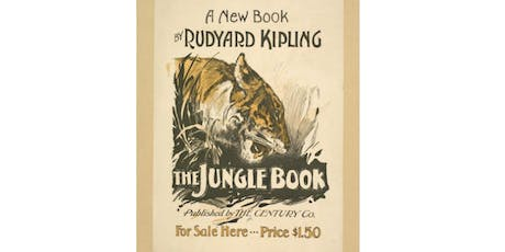 Readings from The Jungle Book with Classic Afternoon Tea tickets