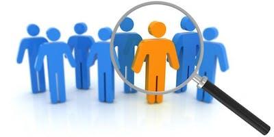 Recruitment & Fair Selection Training - 12th November 2019