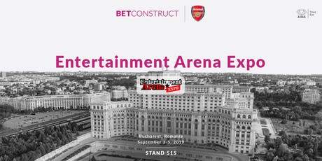 BetConstruct at Entertainment Arena Expo tickets