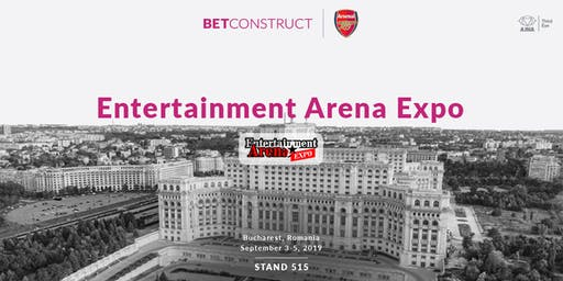 BetConstruct at Entertainment Arena Expo