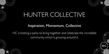 Hunter Collective September Party tickets