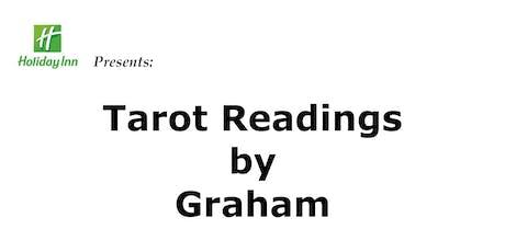 Tarot Readings By Graham at Holiday Inn Clark, NJ tickets