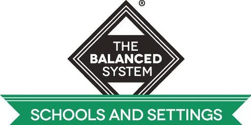 TALK Derby Balanced System Registered School or Setting ONLINE Support