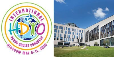 HDYO International Young ***** Congress - Glasgow, May 9-11, 2020