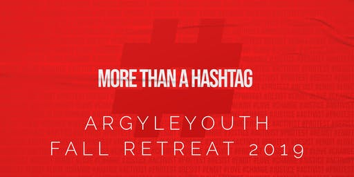 ArgyleYouth Fall Retreat 2019