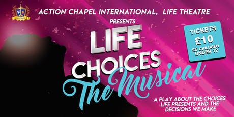 Life Choices - The Musical tickets