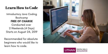 Introduction to Coding Bootcamp! tickets