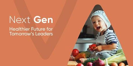 Next Gen: Healthier Future 4 Tomorrow's Leaders tickets