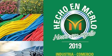 Expo Hecho en Merlo - Hecho con Orgullo entradas