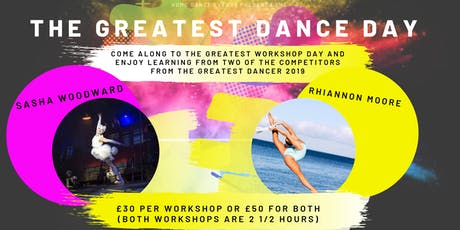 The Greatest Dance Day tickets