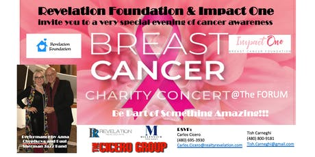 Impact One Benefit Concert tickets