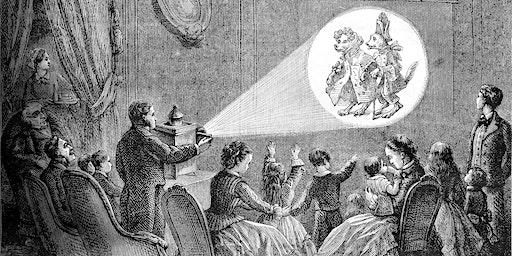 Christmas Magic Lantern Show: Adult Ticket