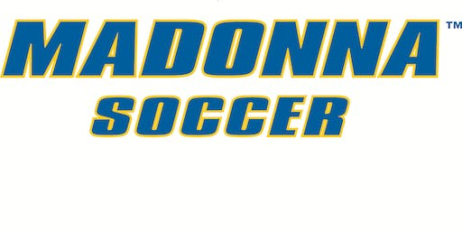 Madonna University Men's Soccer 2019 Fall ID Camp
