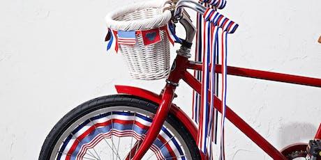 FREE Children's Workshops to Decorate Bikes tickets
