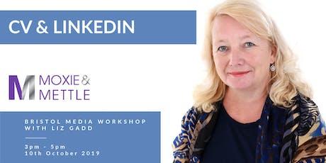CV & LinkedIn Workshop for Freelancers tickets