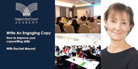 Write An Engaging Copy: How to improve your copywriting skills tickets