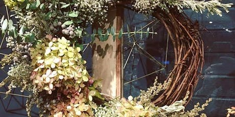 Summer Into Fall Wreath Workshop tickets