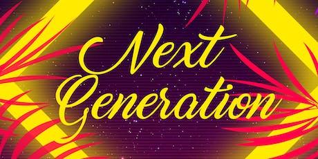 Next Generation Tickets