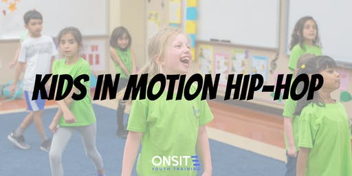 Boone Elementary / Kids in Motion Hip-Hop