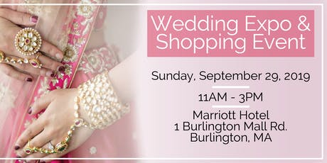 Indian Wedding Expo & Shopping Event tickets