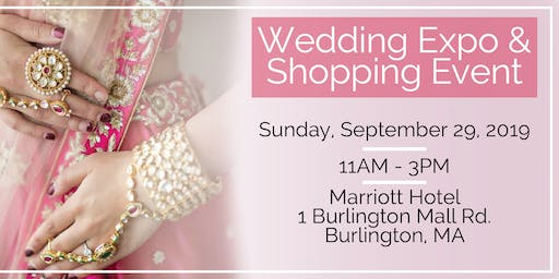 Indian Wedding Expo & Shopping Event