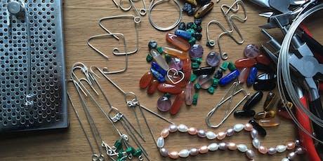 Sterling Silver Jewellery Workshop  tickets